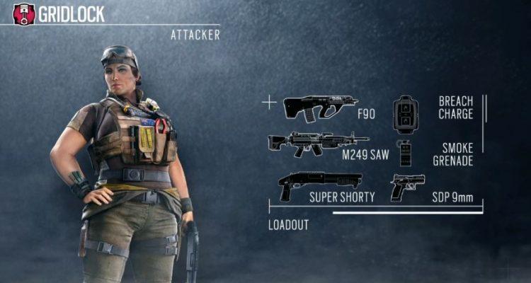 Как работают устройства новых австралийских оперативников в Rainbow Six Siege