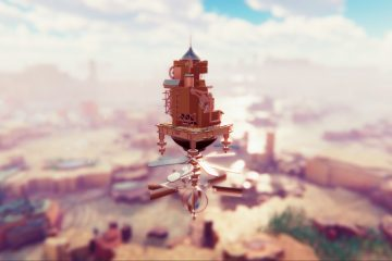 Kingdom Airborn позволит вам построить и управлять собственным летающим городом