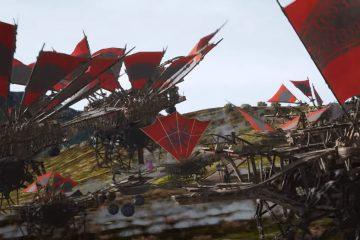 «Last Oasis» - игра про гигантские корабли, бороздящие сушу