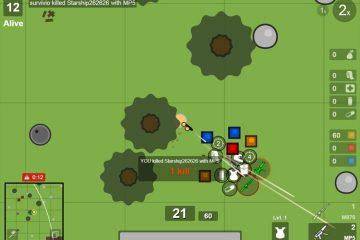 Лучшей королевской битвой может быть бесплатная браузерная Surviv.io