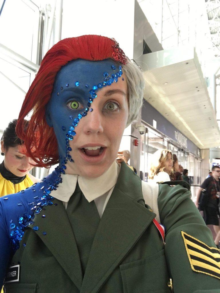 Косплей на Нью-Йоркском Comic-Con был потрясающим