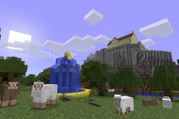Новые блоки в Minecraft 1.14