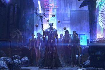 Первый геймплейный трейлер киберпанковой стратегии Re-Legion