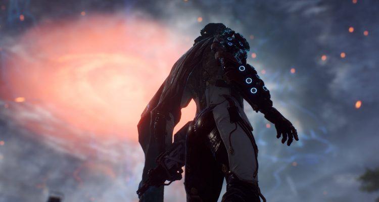 Первый ивент Anthem – это огненный шторм, создающий титанов