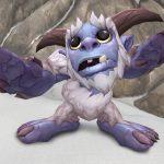 Познакомьтесь с очаровательным Колотуном, новым питомцем World of Warcraft