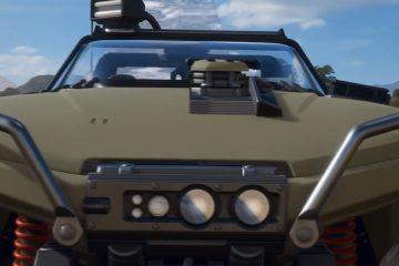 Прокатитесь на джипе Warthog из Halo в Forza Horizon 4