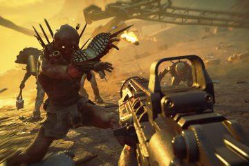 Rage 2. Дата выхода, варианты издания и основная информация по игре