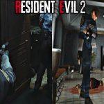 Resident Evil 2 Remake в сравнении с оригиналом