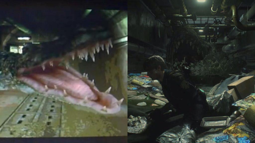 RE2 Remake в сравнении с оригиналом. Как наши глаза не кровоточили в 1998 году?