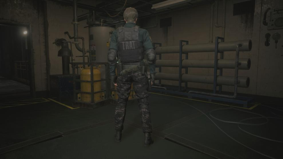 Мод-ремейк Dino Crisis в Resident Evil 2 добавляет новые костюмы и оружие