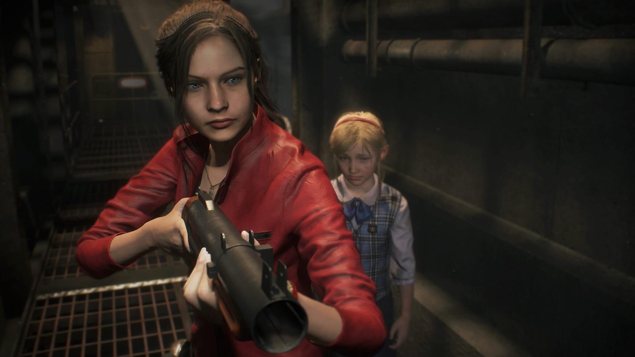 Resident evil 5 секс криса и джилл