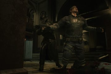 Resident Evil 2 Remake выглядит еще более напряженно с фиксированным углом камеры