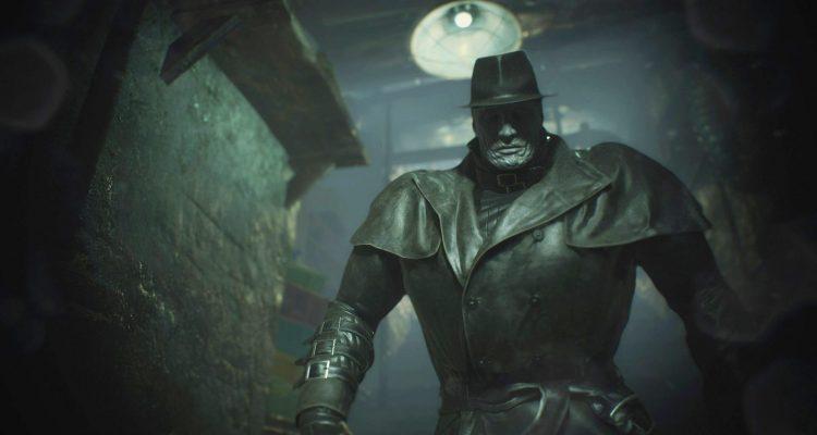 Resident Evil 2, только DMX играет всякий раз, когда появляется Мистер X