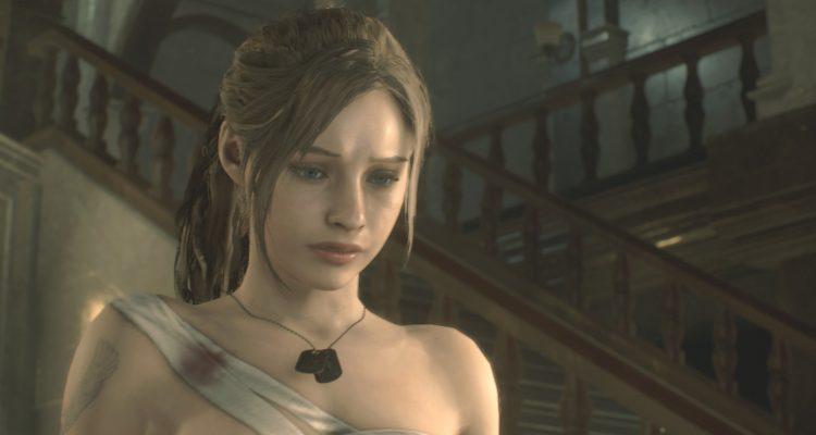 Выпущен первый нюд мод для Resident Evil 2 Remake