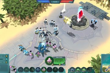 Rise of Legions - быстрая бесплатная RTS на основе старого мода Warcraft 3