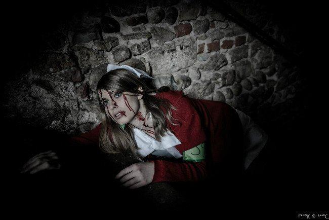 Оживший кошмар Сайлент-Хилла: косплей Лизы Гарленд, который вас не отпустит
