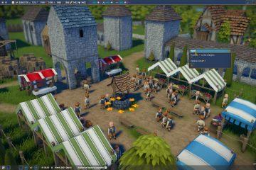 Средневековый градостроительный симулятор Foundation теперь в раннем доступе
