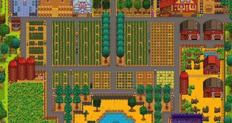 Stardew Valley — какую ферму выбрать новичку?