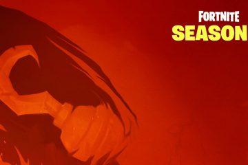 Судя по последнему тизеру, 8 сезон Fortnite будет на пиратскую тематику