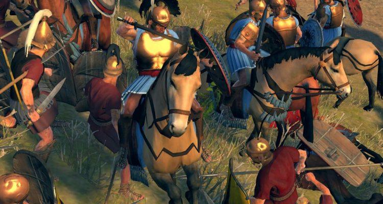 Обзор Total War: Rome 2