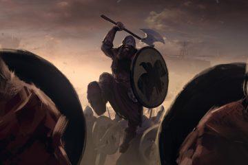 Total War Saga представляет Thrones of Britannia, которая выйдет в следующем году