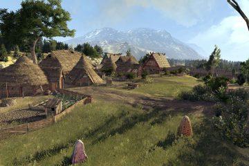 Total War Saga: Thrones of Britannia демонстрирует карту в 23 раза больше, чем в Attila
