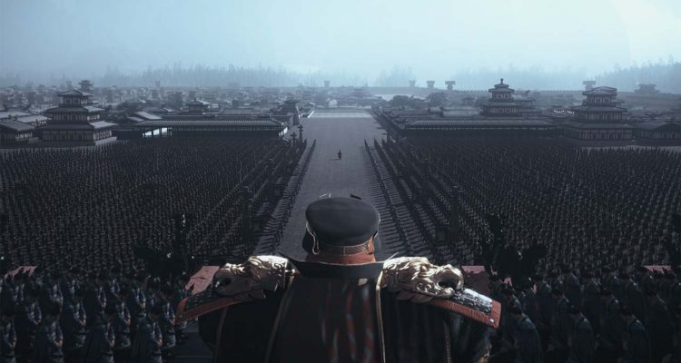 Total War: Three Kingdoms показывает играбельного Дун Чжо