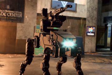 Трейлер The Division 2 демонстрирует «Черный бивень» и их робопсов