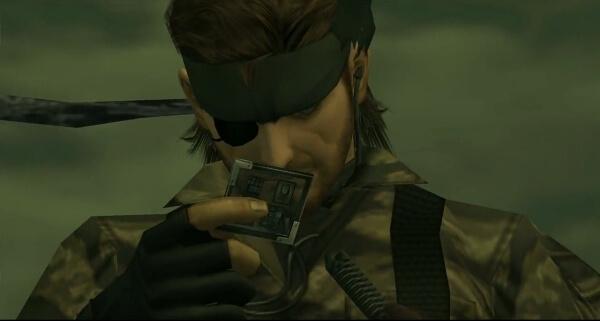 Та самая лестница (Metal Gear Solid 3)