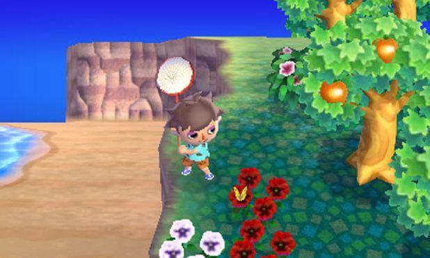 Ловля насекомых (Animal Crossing)