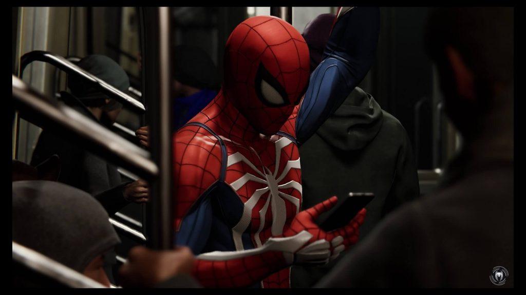 Головоломки в лаборатории (Spider-Man)