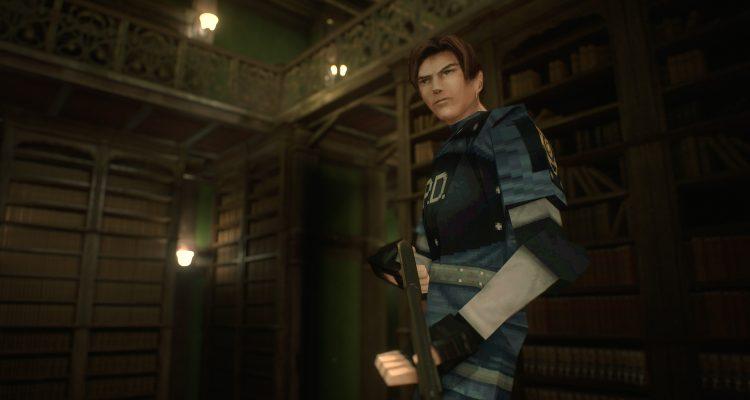 В Resident Evil 2 доступны бесплатные костюмы-отсылки к оригинальной версии 98 года