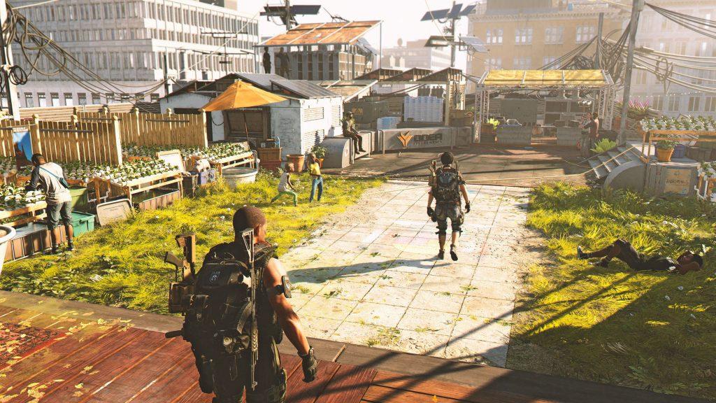 Высокоуровневый контент Division 2 включает новую фракцию, которая переворачивает всю игру