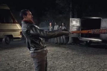 Взгляните, как Ниган из «Ходячих мертвецов» сражается в Tekken 7