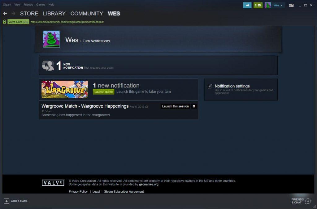 Wargroove эффективно использует малоизвестную функцию Steam