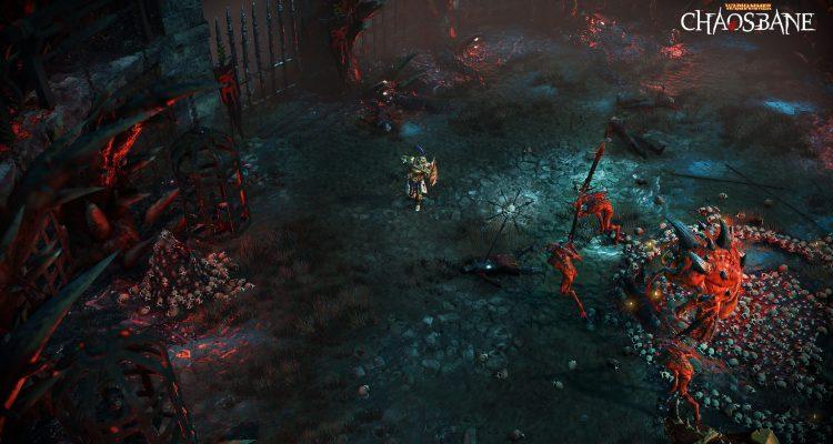 Warhammer: Chaosbane привнесет в Warhammer элементы ролевого боевика
