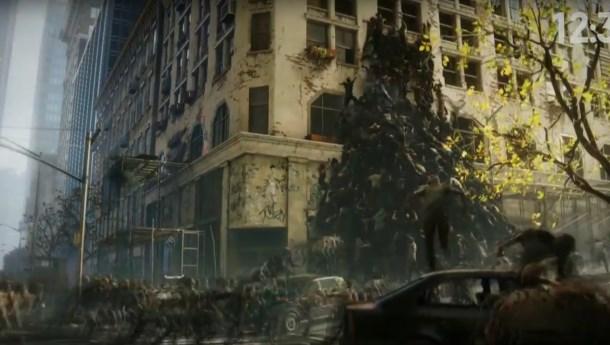 World War Z – это игра про выживание на четырех игроков