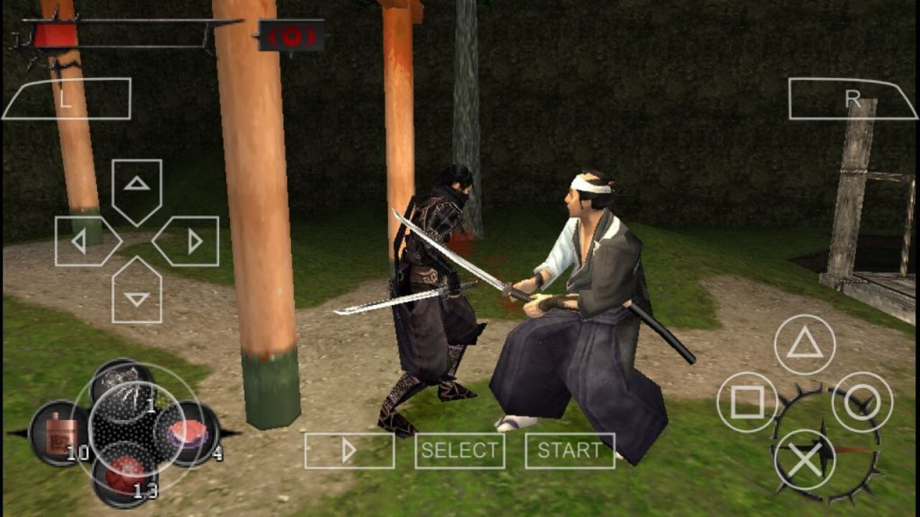 Shinobido: Tales of the Ninja (PSP)