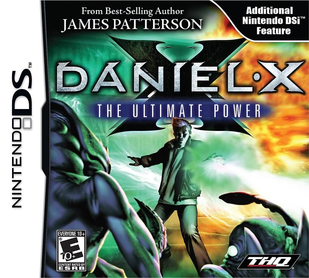 Daniel X: The Ultimate Power (DS)