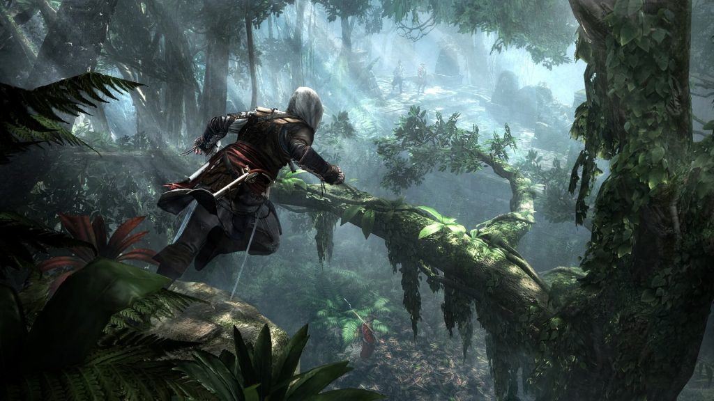 Серия Assassin's Creed