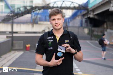 Александр s1mple Костылев - лучший игрок в CS:GO в 2018