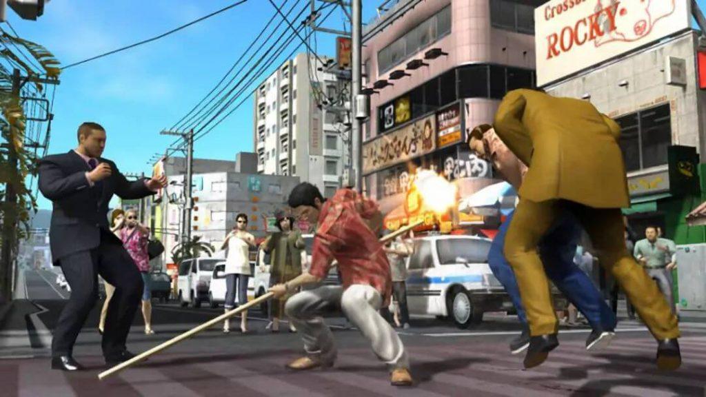 15 невероятных вещей, которых вы, вероятно, не знали о серии игр Yakuza