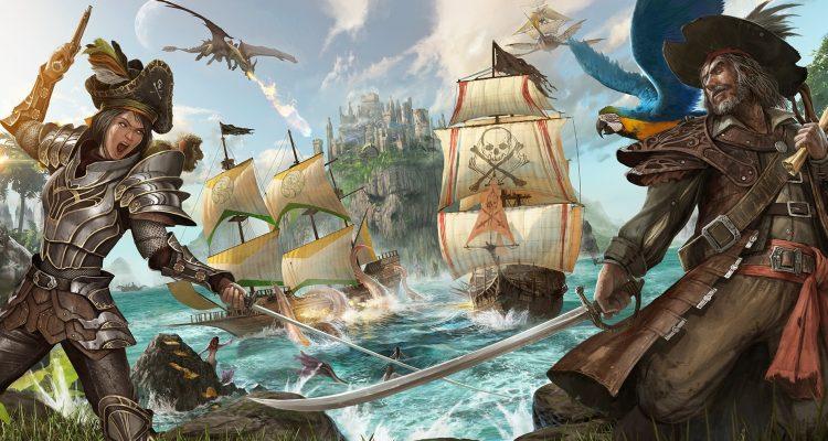 ATLAS - пиратские MMO стремительно теряют игроков