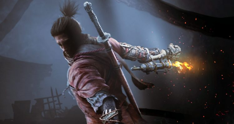 Авторы Sekiro: Shadows Die Twice показали карту игры