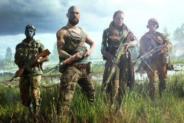 Battlefield 5 Battle Royale: в сеть слит геймплейный ролик