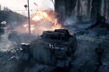 Battlefield V Firestorm - подробности о новом режиме