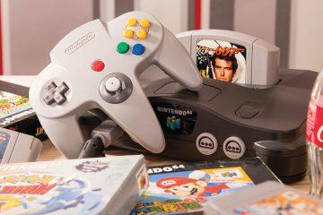 Лучшие игры для N64