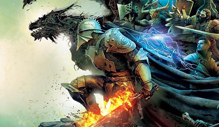 Окей, фанаты BioWare могут начать паниковать по поводу Dragon Age 4