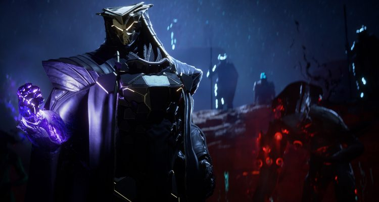 BioWare хотят, чтобы вы знали о том, что в Anthem сюжет - это главное