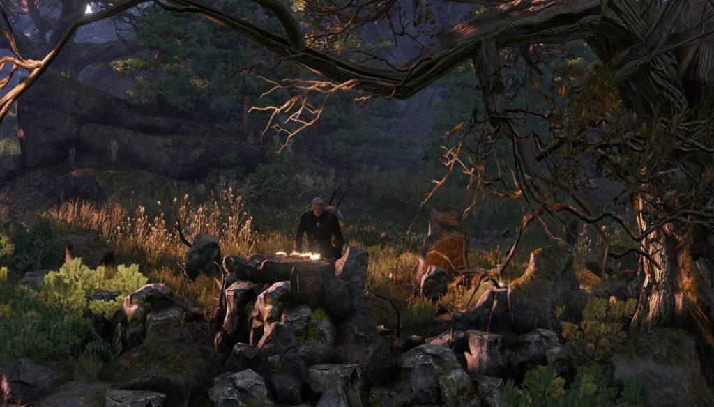 CD Projekt Red рассказали о создании первого Ведьмака